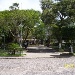 Parque Central Antigua
