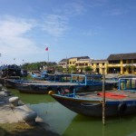 Boote in Hoi An