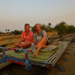 Battambang Bamboo-Train