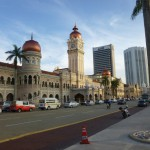 Sultan Abdul Samad Building am Merdeka Square