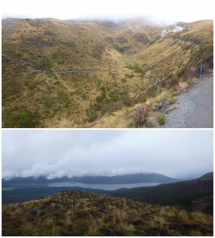 tongariro nationalpark wandern