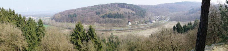 Panorama Bocketal