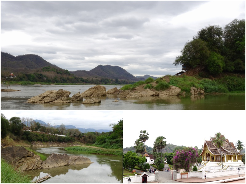 Luang Prabang Collage